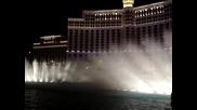 Las Vegas - Belagio fontaine 2