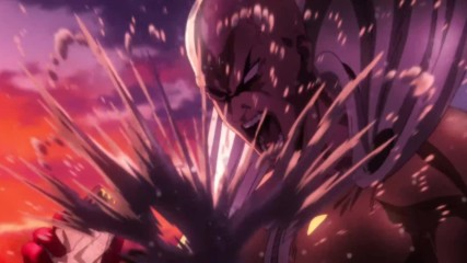 One Punch Man S2 - 02 [ Бг Субс ][ H D ]