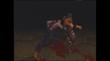 Mortal Kombat - Sub - Zero Fatality