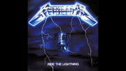Metallica - Ride The Lightning - For Whom The Bell Tolls