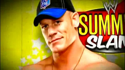 ** Pr0m0 ** Summerslam 2009 John Cena vs Randy Orton ~~
