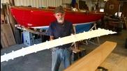 Част 8 - поправка на дървена лодка