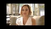 Demi Lovato Unbroken lintervista esclusiva di Blogosfere