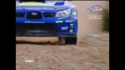 2007 Subaru Impreza sti rally