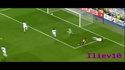 Меси се подиграва с Реал Мадрид