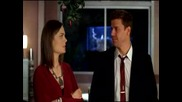 Bones And Booth Kiss Behind The Scenes