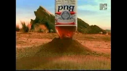 Реклама - Bud Мравки Пият Бира