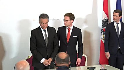 Austria: Egyptian and Austrian ministers sign agreements to boost ties