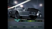 Ford Mustang Eleanor In Nfs Carbon