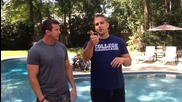 Ted Dibiase, Jr. and Nick Coughlin - Ice Bucket Challenge