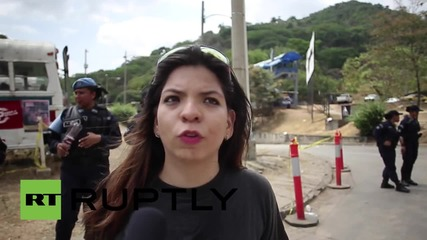 Panama: Maduro visits 1989 US invasion monument during Summit of the Americas