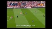 Арсенал - Блякбърн 1 - 2 Дън