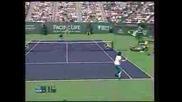 Тенис Класика : Pacific life Open 2005 Федерер - Хюит