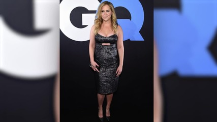 Amy Schumer Opens Up About Being a Feminist Poster Child