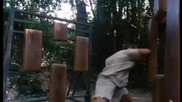 Van Damme - Kickboxer Soundtrack - Paul Hertzog - Advance training - hq