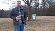 Руснака стреля с Redhawk .44 Magnum ( високо качество )