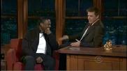 50 Cent On Graig Ferguson Late Night Show 1.26.2010