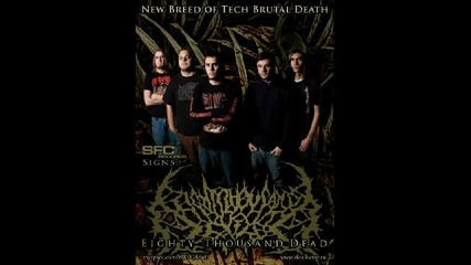 Eighty Thousand Dead - Masticating The Severed Extremities
