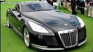 10 луксозни коли произведени по един екземпляр