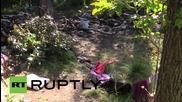 Швеция: Двама ранени след аката на мъж с мачете