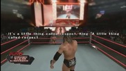 Wwe Smackdown vs Raw 2009 Triple H Part 6 Road To Wrestlemania