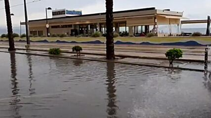 Spain: Heavy rains and storms rip through the province of Alicante