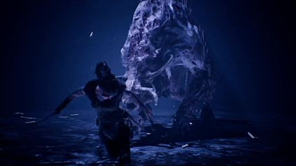 Hellblade Senua's Sacrifice - Fenrir Boss - Една Страховита Битка
