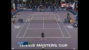 Federer Vs Ferrer - Shanghai 07 Pt 3
