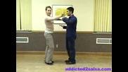 Salsa Dance  - Урок № 1 - Basic Step