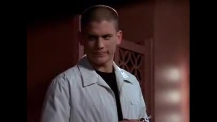 Wentworth Miller - Did Ya?