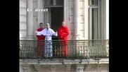 The Pope (remi Gaillard)