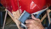 Част 10 -поправка на дървена лодка