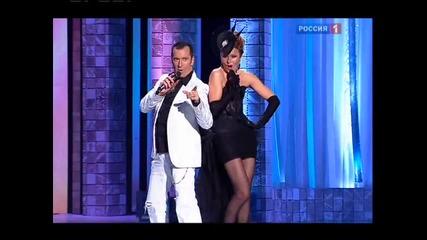Анжелика Агурбаш и Александр Буйнов - У Тебя Есть Я