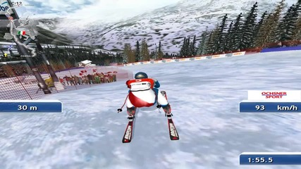 Ski Challenge 2012 My Gameplay - part2 [hd]