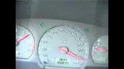 Волво S40  250 km/h