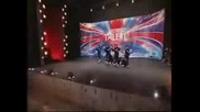 Flava - Great Dancer - Britains Got Talent 2008