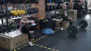 Meet Sofia, the 7 y/o powerlifter from Yekaterinburg shifting expectations with ease