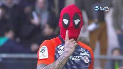 Футболният Спайдърмен