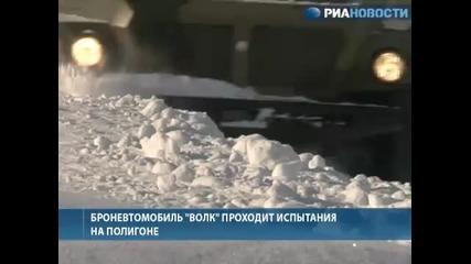 Руската армия - Волк