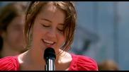 Превод : Miley Cyrus - The Climb Високо Качество!