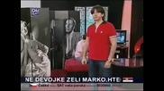 Jasar Ahmedovski i Juzni Vetar - Volim te igrom sudbine (hq) (bg sub)