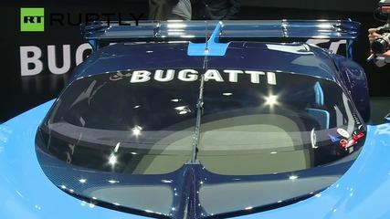 Bugatti Vision Gran Turismo - The Ultimate Concept Car?
