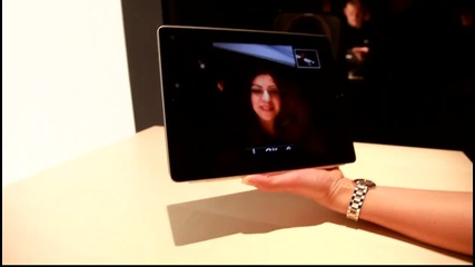 Promo за vbox7 - ipad 2 hands - on: National Geographic and Facetime !!!