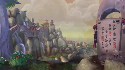 World of Warcraft - Mists of Pandaria Preview Trailer