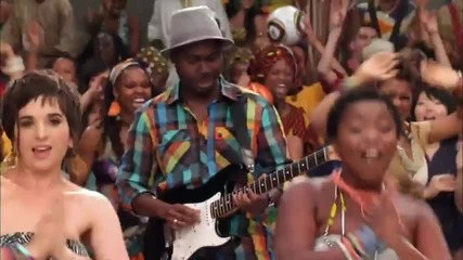 Shakira - Waka Waka (official Video) This Time for Africa New 2010