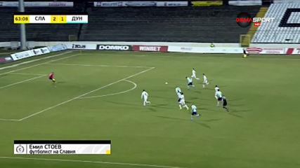 Два гола на Емил Стоев му донесоха първо място при нападателите в 22-ия кръг на efbet Лига
