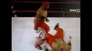 Wwe Raw Ultimate Impact 2009 - Rey Misteryo vs Umaga vs Khali vs Gramadata