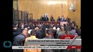 Egypt Court Sentences Ousted President Mohammed Morsi to 20 Years in Prison Over 2012 Killings