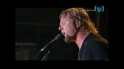 Metallica Fade To Black Live