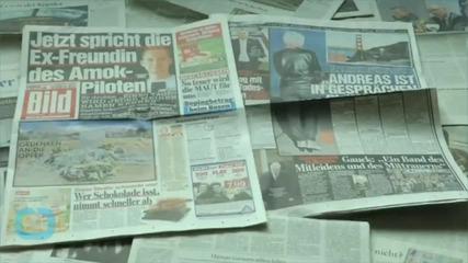 Crash Pilot was Psychiatric Patient, Planned Big Gesture: Paper